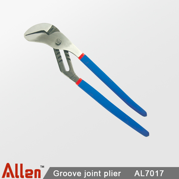 Pump pliers|water pump pliers|tongue and groove pliers  |  Pinzas de extensión