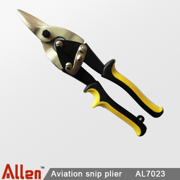 Aviation snip plier  |  Juego de tijeras de aviacion