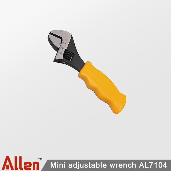 Mini adjustable wrench  |  llaves ajustables
