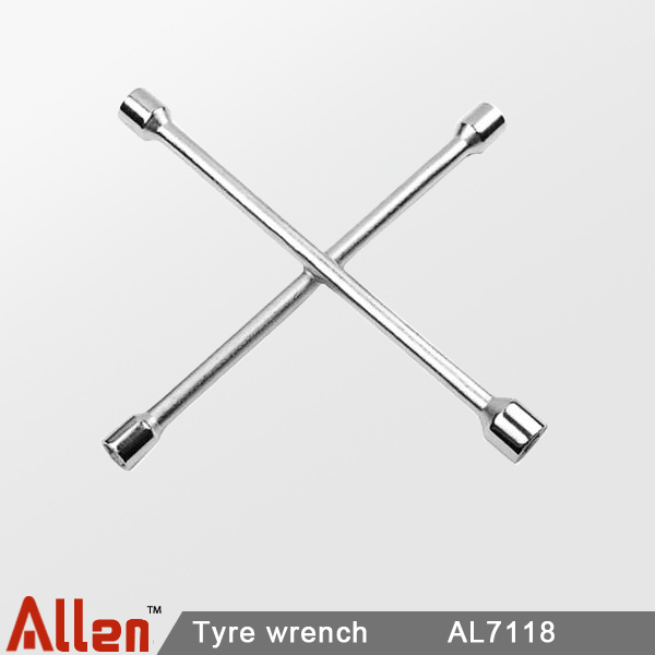 Tire wrench  |  Llaves de cruz