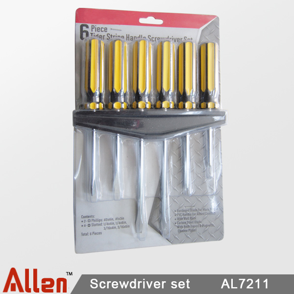 Best screwdriver set  |  Set de desarmadores