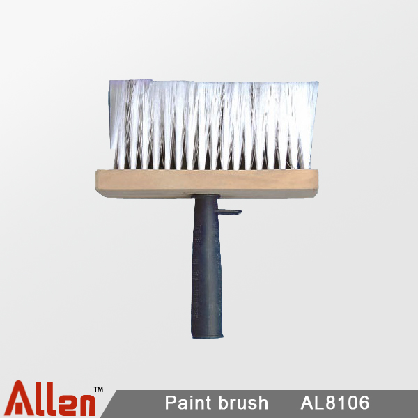 Wall paint brush  |  Cepillo de alambre
