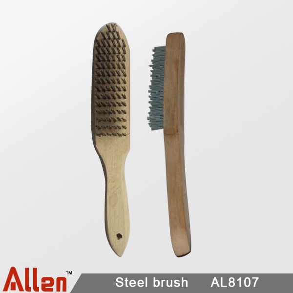 Steel brush  |  Cepillo de alambre